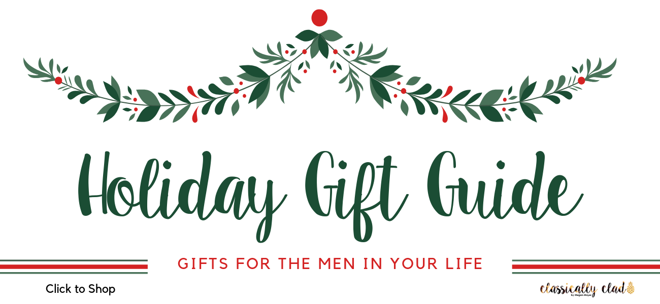 gift guide for all the men