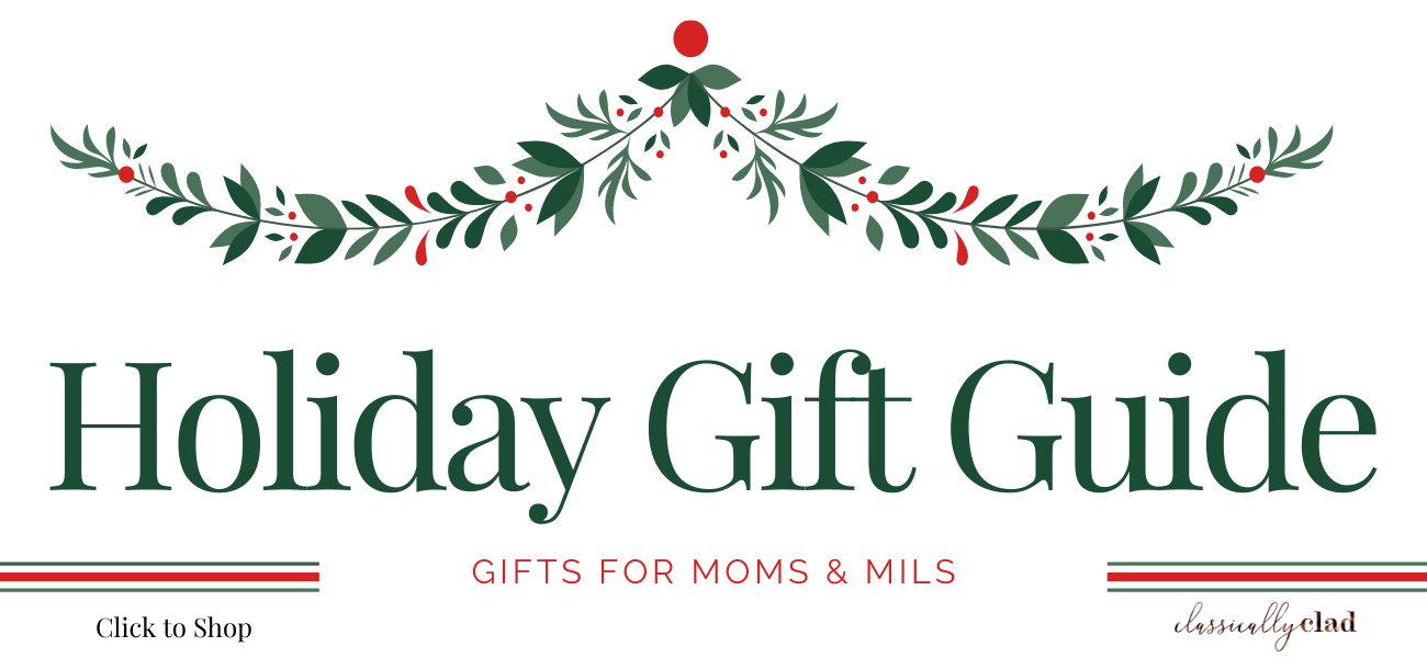 Gift Guide for Mom and Mother in Law